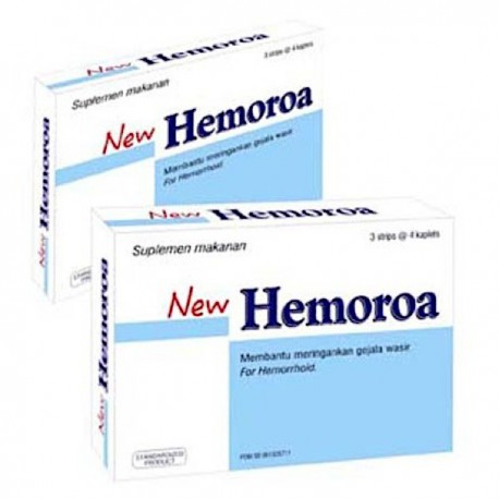 NEW Hemoroa SidoMuncul