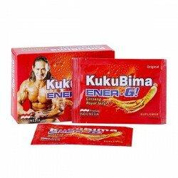 Kuku Bima Ener-G! Original SidoMuncul - Membantu stamina, metabolisme tubuh, menyegarkan badan. Di jual harga murah.