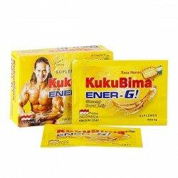 Kuku Bima Ener-G! ( Nanas ) SidoMuncul - ber manfaat dan ber khasiat membantu proses perawatan stamina metabolisme tubuh.