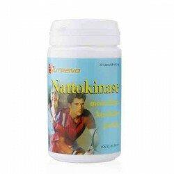 Jual : Nutrend Nattokinase - Mempunyai khasiat membantu memperlancar aliran darah dan jantung. Dalam kapsul harga murah