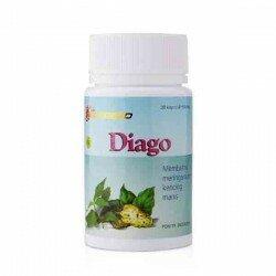 Nutrend Diago - Membantu meringankan kencing manis (diabetes)