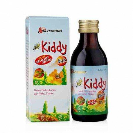 Nutrend Kiddy - Suplement untuk pertumbuhan dan nafsu makan bagi anak