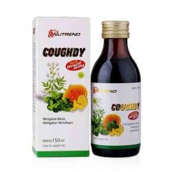 Jual : Nutrend Coughdy - Mempunyai Manfaat dan Khasiat Membantu mengatasi batuk dan melegakan nafas. Terbaik harga agen