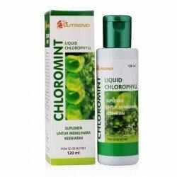 Jual : Nutrend Chloromint Small - berisi chlorophyllin rasa mint. Menstimulasi pertumbuhan bakteri lactobacillus. Harga agen