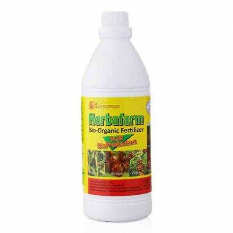 Nutrend Herbafarm (Pupuk Cair) - Pupuk bio organik yang bermanfaat bagi tanaman