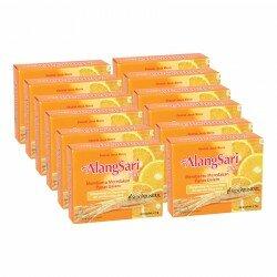 Alangsari Plus Jeruk Manis SidoMuncul 12 Box - Membantu proses perawatan untuk meredakan panas dalam, sariawan. Di jual murah
