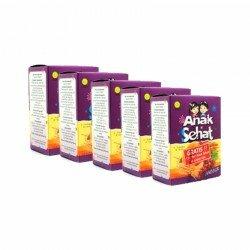 Anak Sehat Anggur SidoMuncul 5 Box - Membantu menjaga kesehatan mata, daya tahan tubuh. Di jual harga agen u/ distributor