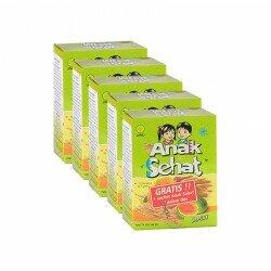 Anak Sehat Jambu SidoMuncul 5 Box - Meningkatkan Nafsu Makan & Membantu Perawatan Gangguan Pencernaan di jual dg Harga Murah