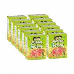 Anak Sehat Jambu SidoMuncul 12 Box - Meningkatkan Nafsu Makan & Membantu Perawatan Gangguan Pencernaan di jual dg Harga Murah