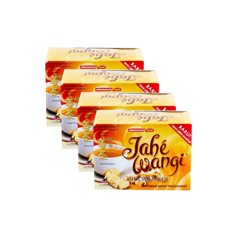 Jahe Wangi / Doos SidoMuncul 5 Box - ekstrak jahe, yang ...