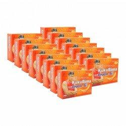 Kuku Bima Ener-G! (Jeruk) SidoMuncul 15 Box - Di jual harga murah. Membantu stamina metabolisme tubuh dan menyegarkan badan.