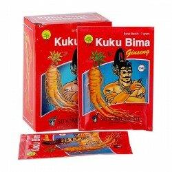 Kuku Bima Ginseng Jamu SidoMuncul 2 Box - Untuk pria , Membantu menguatkan pinggang dan ginjal, menambah gairah sex, awet muda