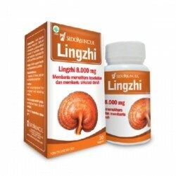 Lingzhi SidoMuncul - di jual harga murah, polisakarida glukan, membantu menormalkan gula darah, tekanan darah, kolesterol