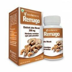 Remago SidoMuncul - Membantu perawatan nyeri, bengkak, kaku sendi, meringankan pusing-pusing, vertigo, di jual harga murah