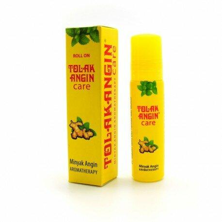 Roll On Tolak Angin Care SidoMuncul - Minyak Angin Aromatherapy - Meredakan Masuk Angin, Di jual harga murah