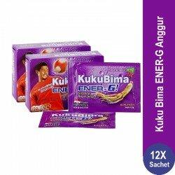 Sidomuncul Kuku Bima Ener-G Anggur Jual dg Harga Murah - 2 Box - Membantu Proses Perawatan Stamina Metabolisme Tubuh