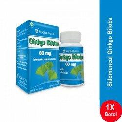 Memory Ginkgo Biloba SidoMuncul - Membantu mencegah stroke, meningkatkan daya ingat, pendengaran, baik untuk vertigo, tinitus