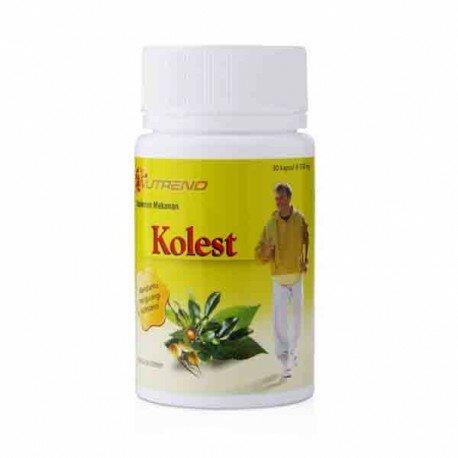 Nutrend Cholest - Membantu mengatasi kolesterol (jahat/LDL)