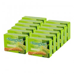 Alangsari Plus Jeruk Nipis Sido Muncul 12 Box - Mengandung ekstrak alang2, cincau hijau. Untuk panas dalam. Di jual murah