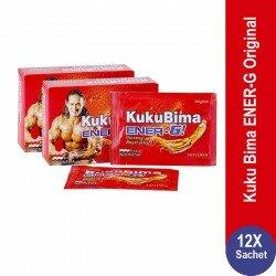 Jual Sidomuncul Kuku Bima Ener-G! Original - 2 Box - Membantu Stamina, Metabolisme Tubuh, Menyegarkan Badan