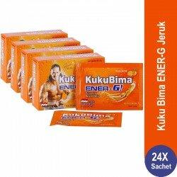 Harga Sidomuncul Kuku Bima Ener-G Jeruk Murah - 4 Box - Membantu Stamina Metabolisme Tubuh dan menyegarkan Badan